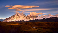 Lenticular Clouds over Las Torres